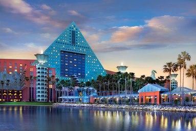 Walt Disney World Dolphin image 0