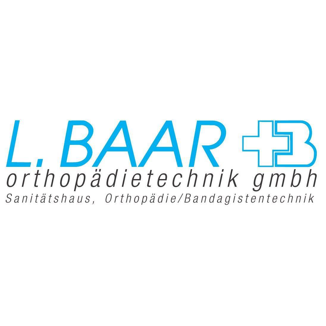 Logo von Baar L. Orthopädietechnik GmbH