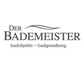 Logo von Der Bademeister Badobjekte - Badgestaltung