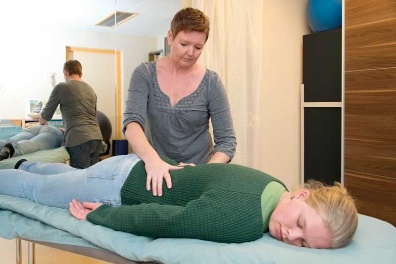 Praktijk voor psychosomatische oefentherapie en haptonomie Elders en Geessink