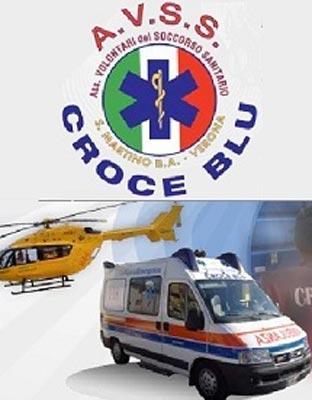 Ambulanza Verona - A.V.S.S. - Croce Blu