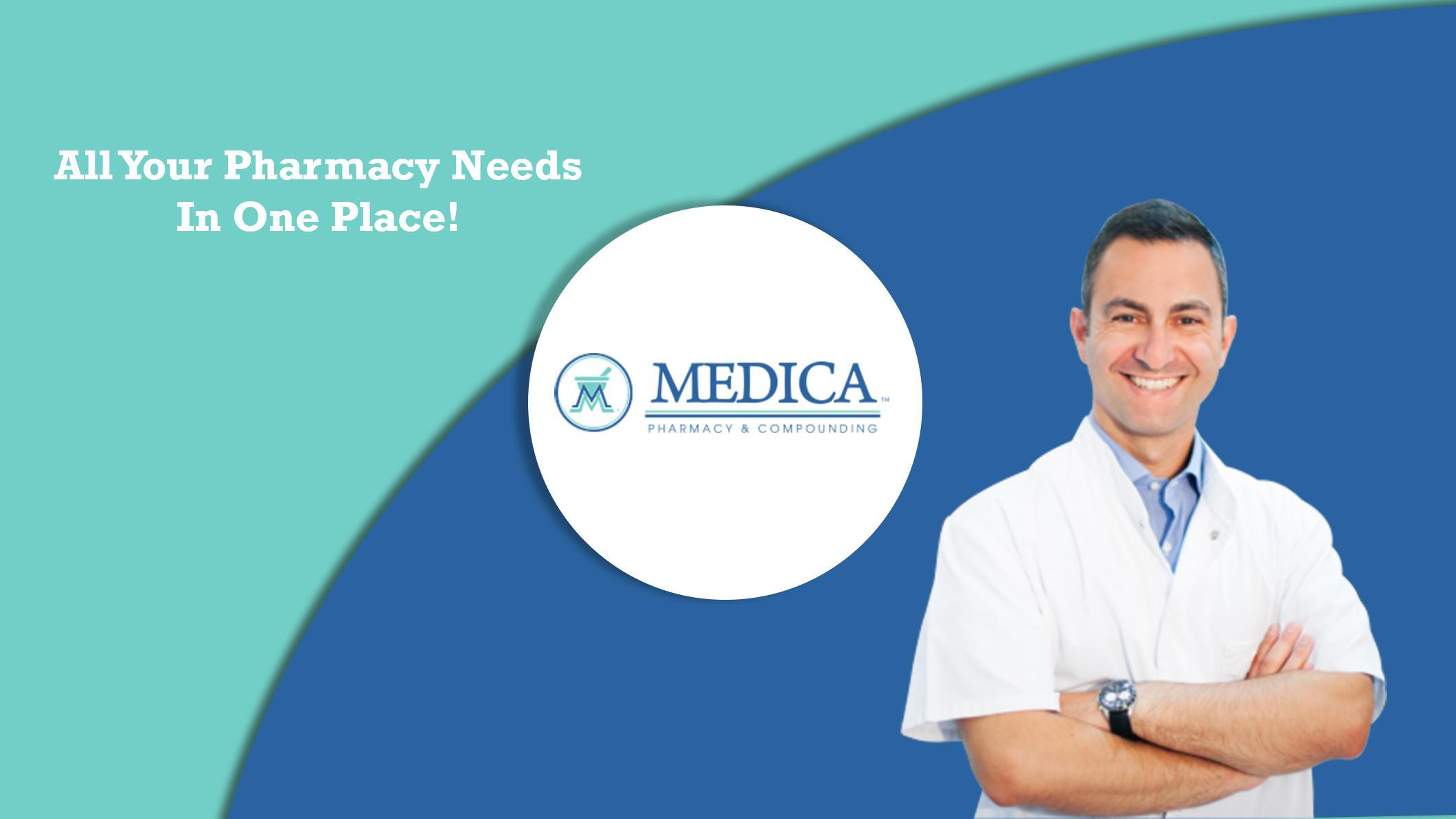 Medica Pharmacy & Compounding image 0