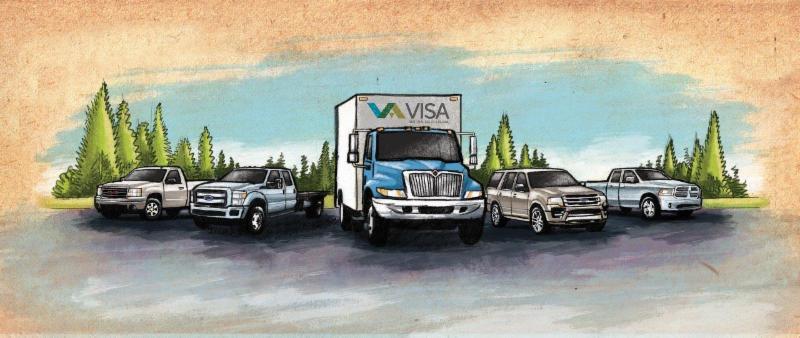 VISA Rentals Sales Leasing