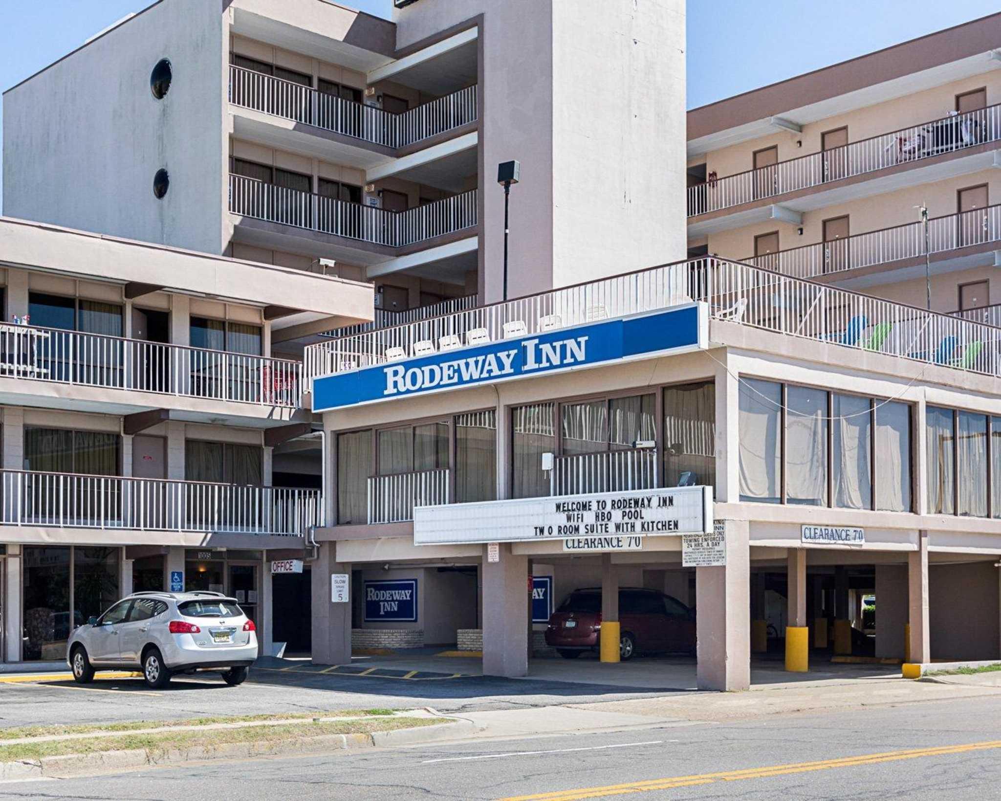 Rodeway Inn by the Beach