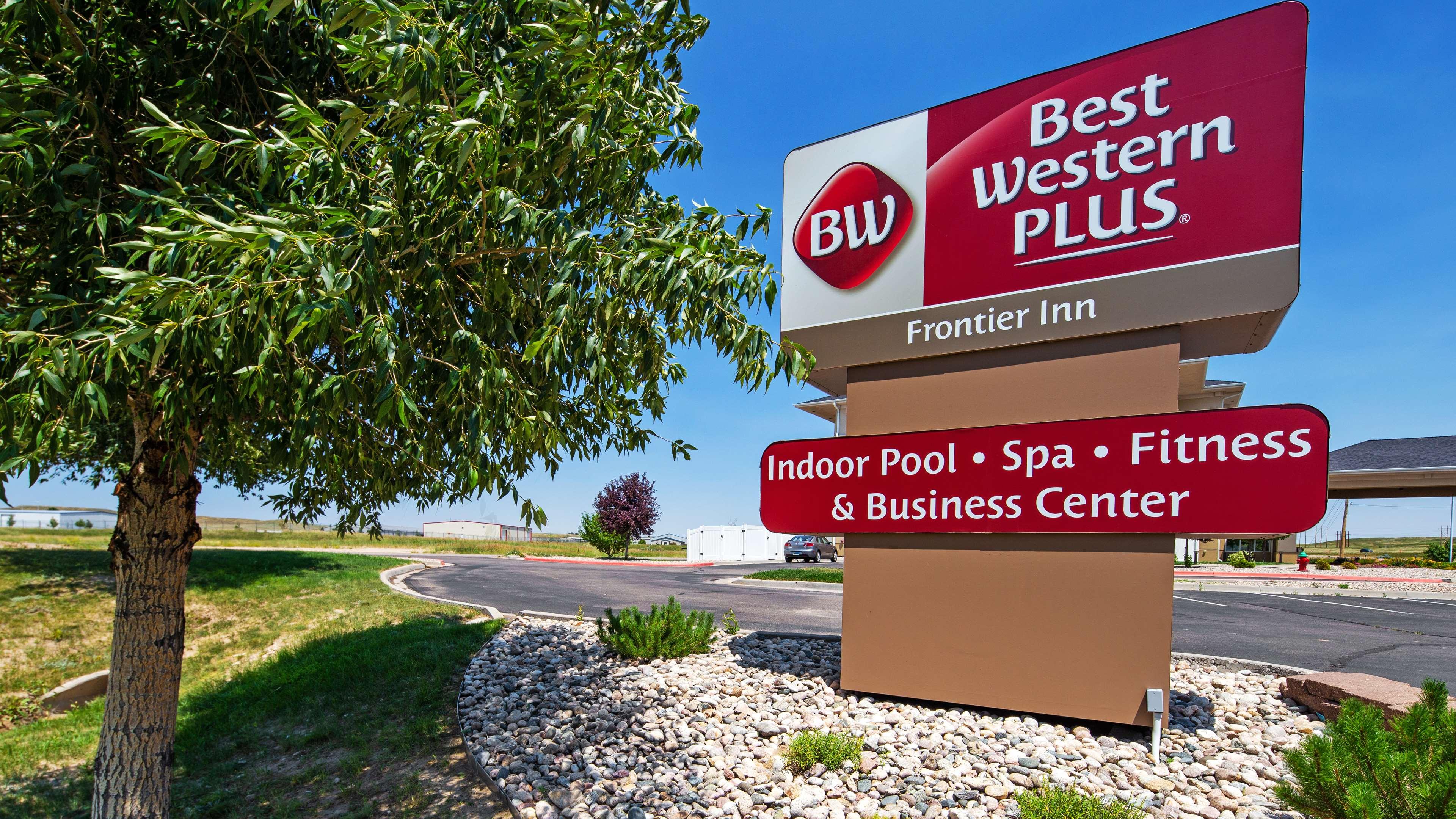 Best Western Plus Frontier Inn image 2