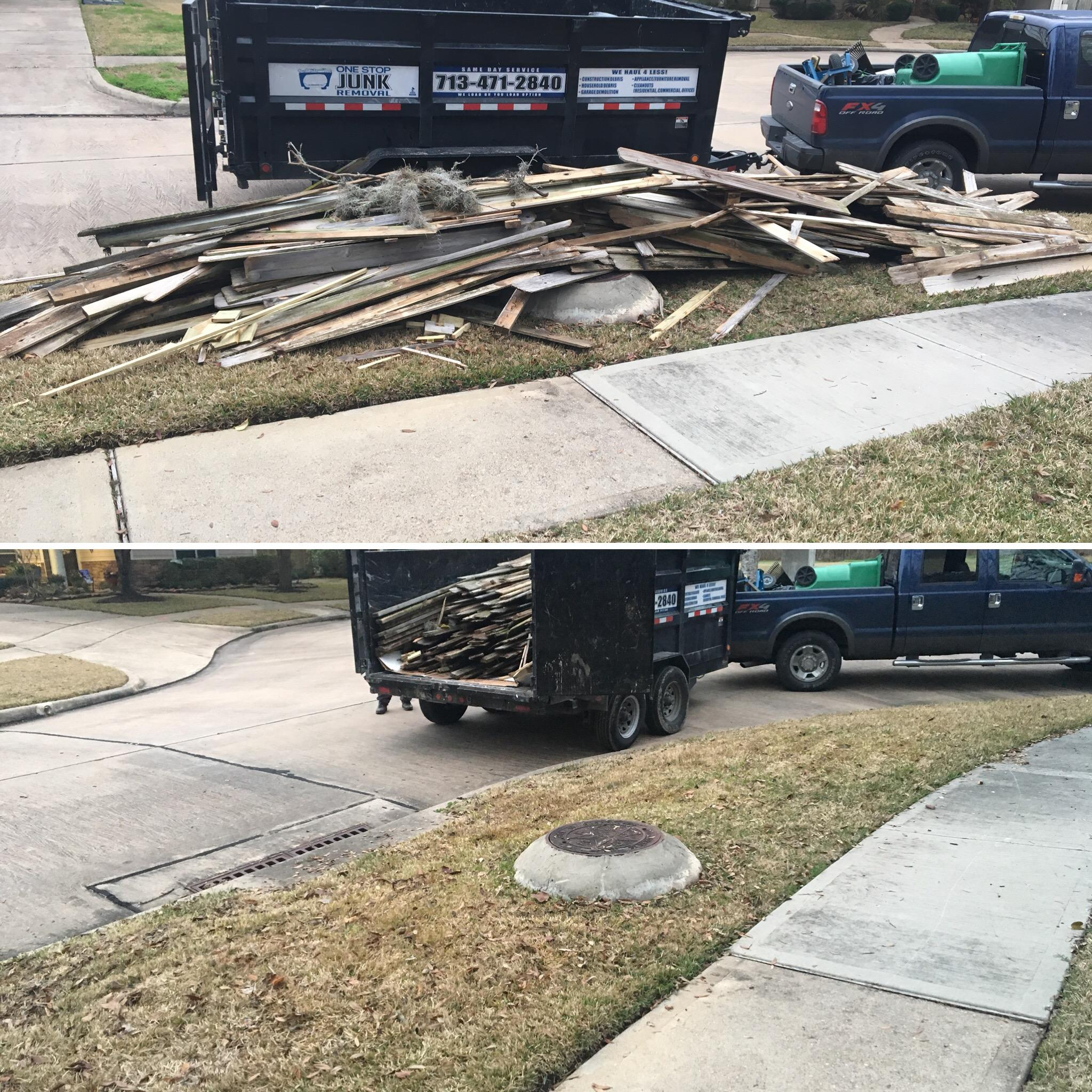 One Stop Junk Removal TX image 60