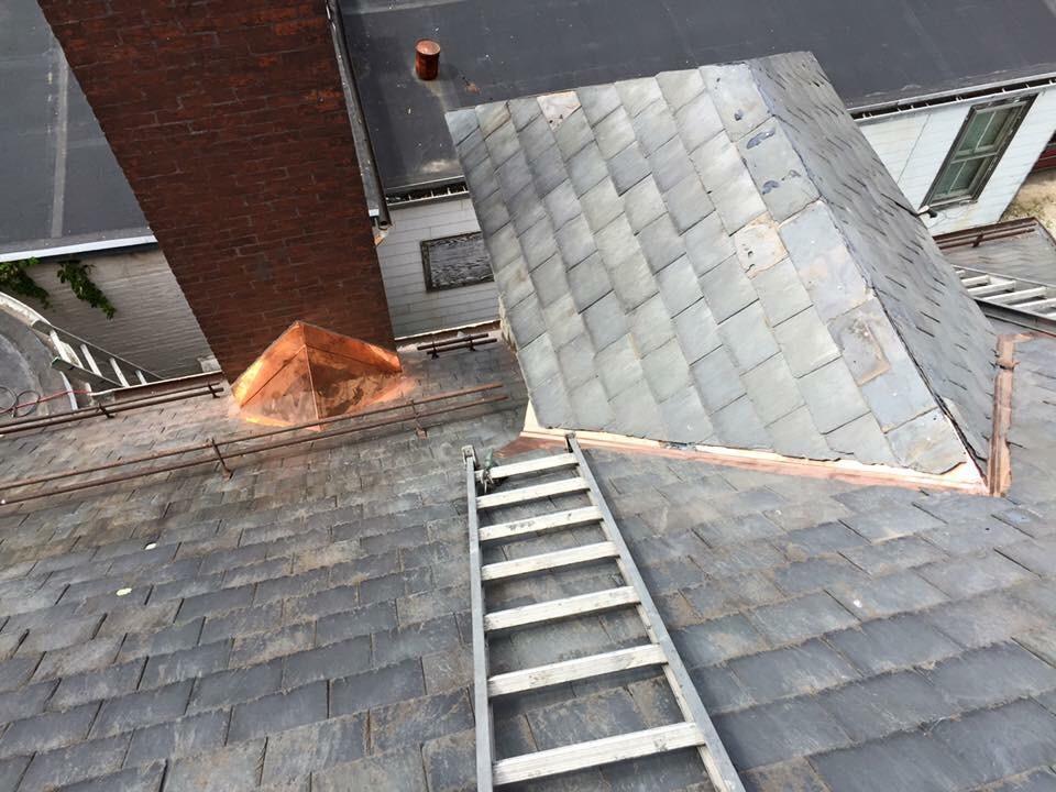 Joey Wildasin Slate Roofing image 11