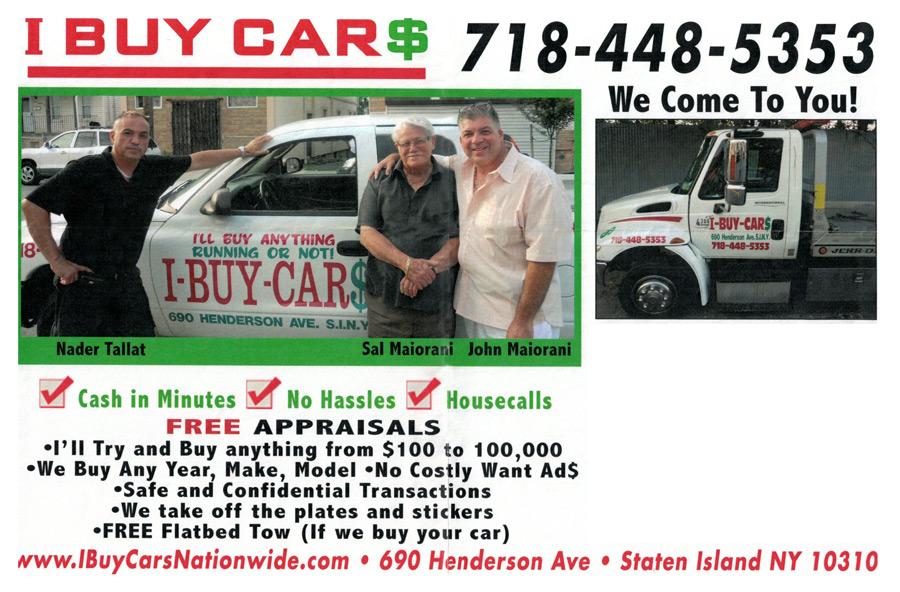 I Buy Cars 690 Henderson Ave Staten Island, NY Auto Dealers-Used ...