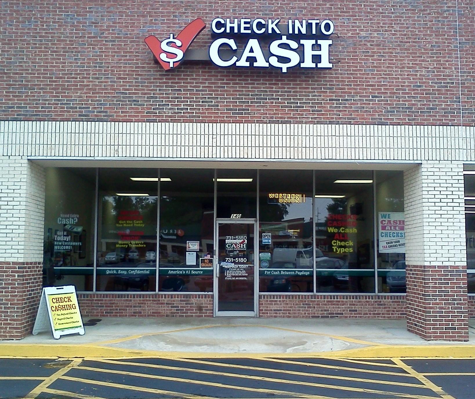Check Into Cash - CLOSED image 0
