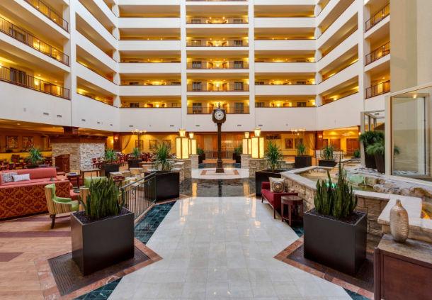 Renaissance Charlotte Suites Hotel image 0