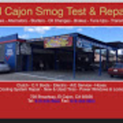 El Cajon Smog Test & Repair
