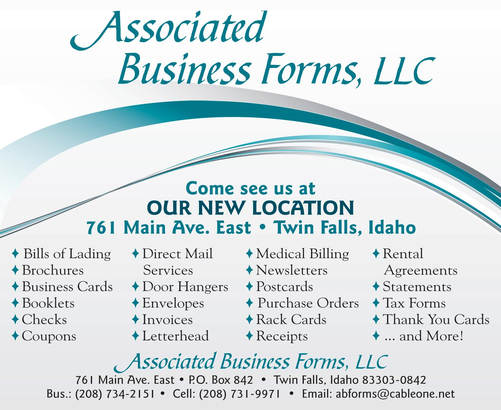 Associated Business Forms, LLC image 0