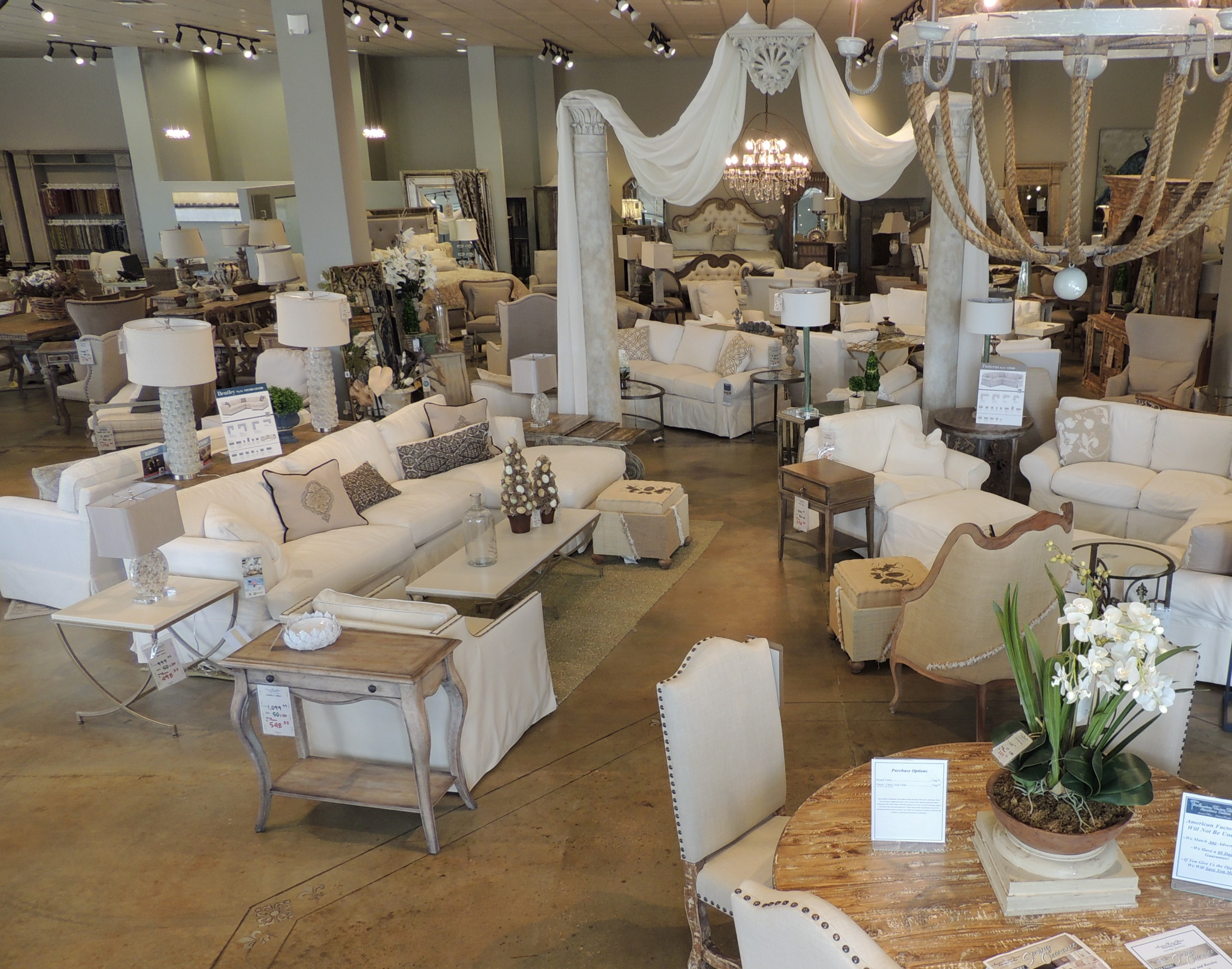 American Factory Furniture located in Mandeville Louisiana AHFA Store Profile. American Factory Furniture Mandeville, Louisiana. View American Factory Direct Furniture Outlets's Retailer Profile. Contact Information. Highway 59 Mandeville, LA