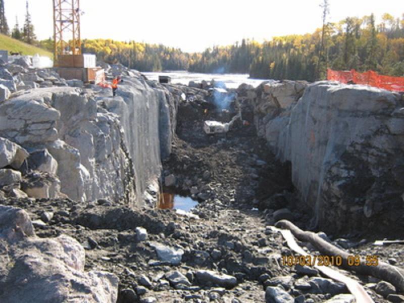 Forage Saguenay à Jonquière