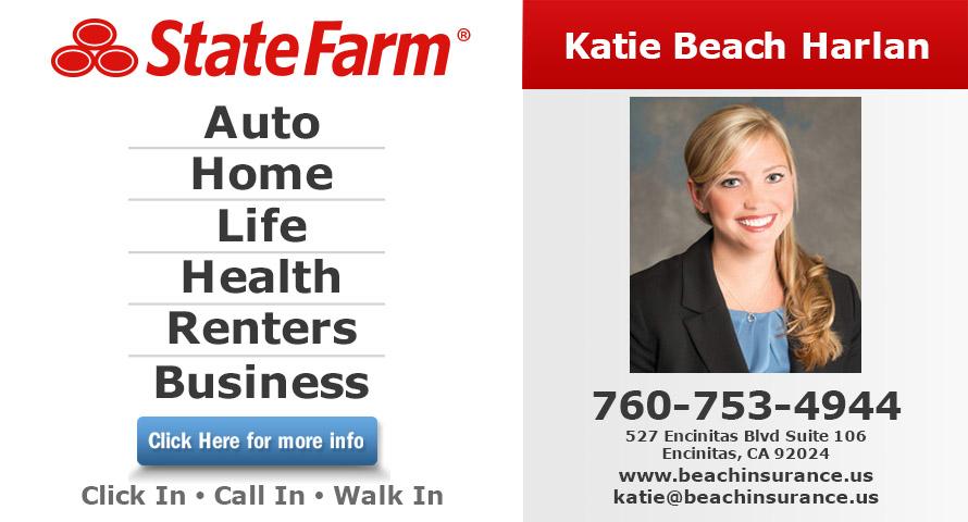 Katie Beach Harlan - State Farm Insurance Agent image 0