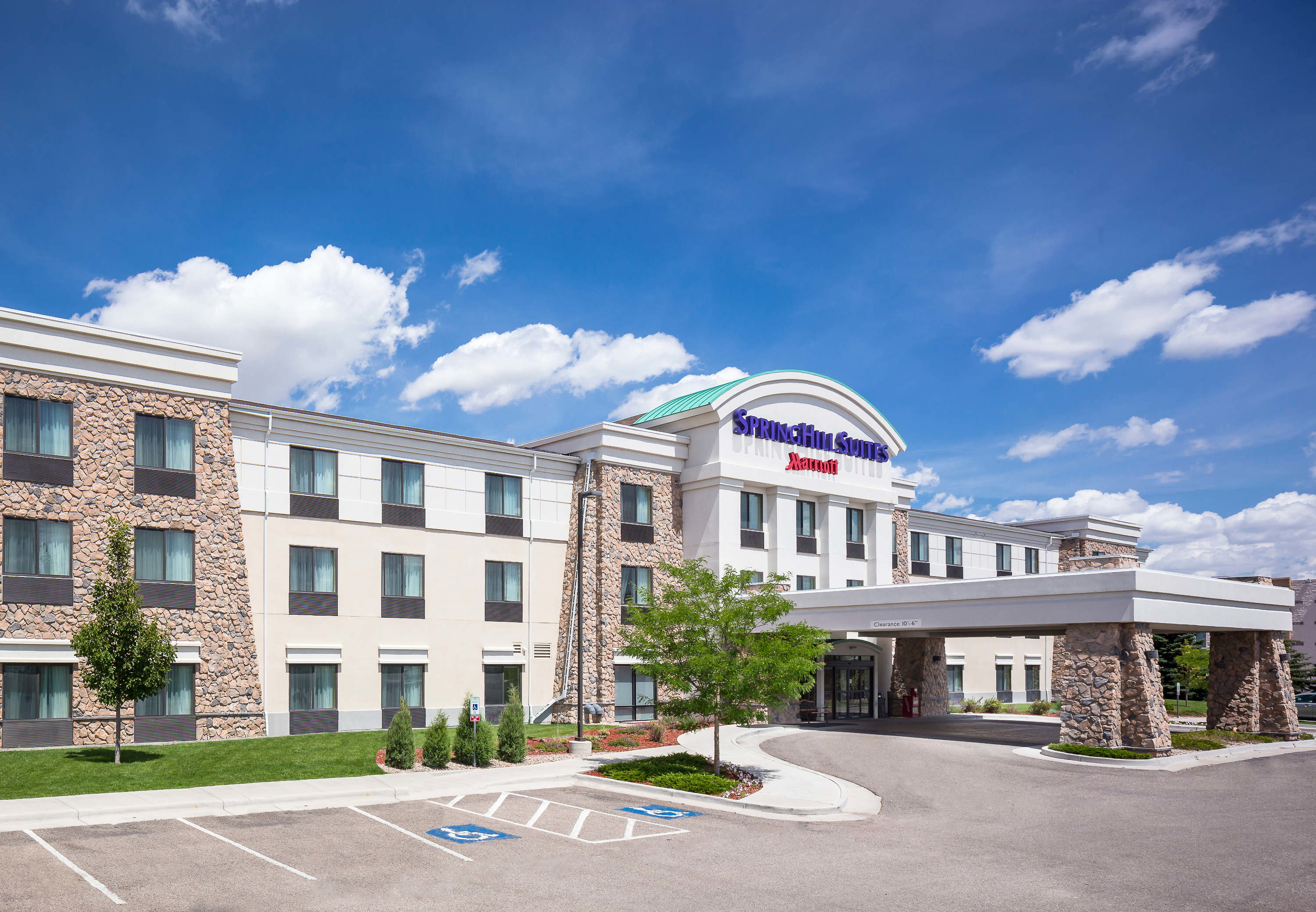 SpringHill Suites by Marriott Cheyenne image 1