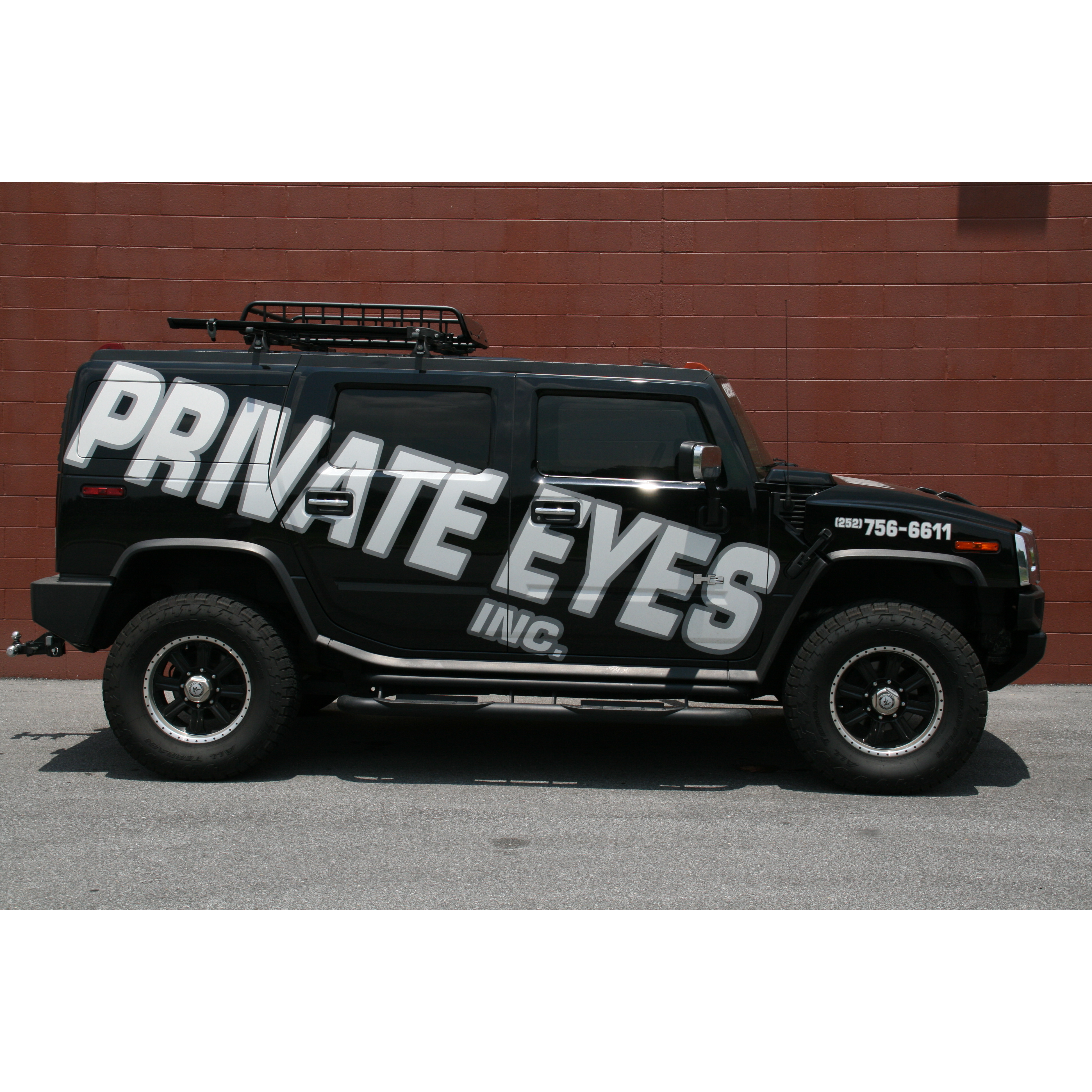 private eyes greenville nc