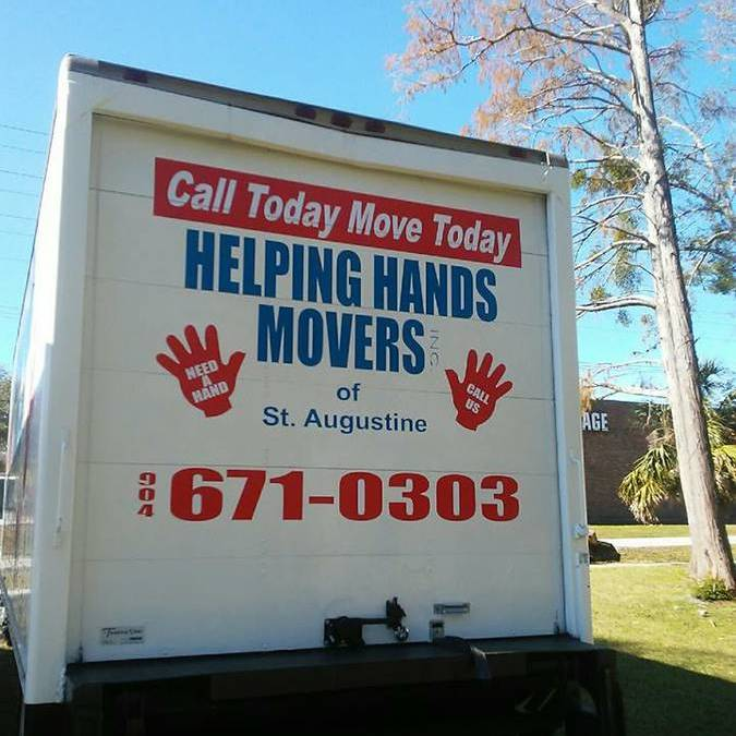 Helping Hands Movers Of St Augustine image 0