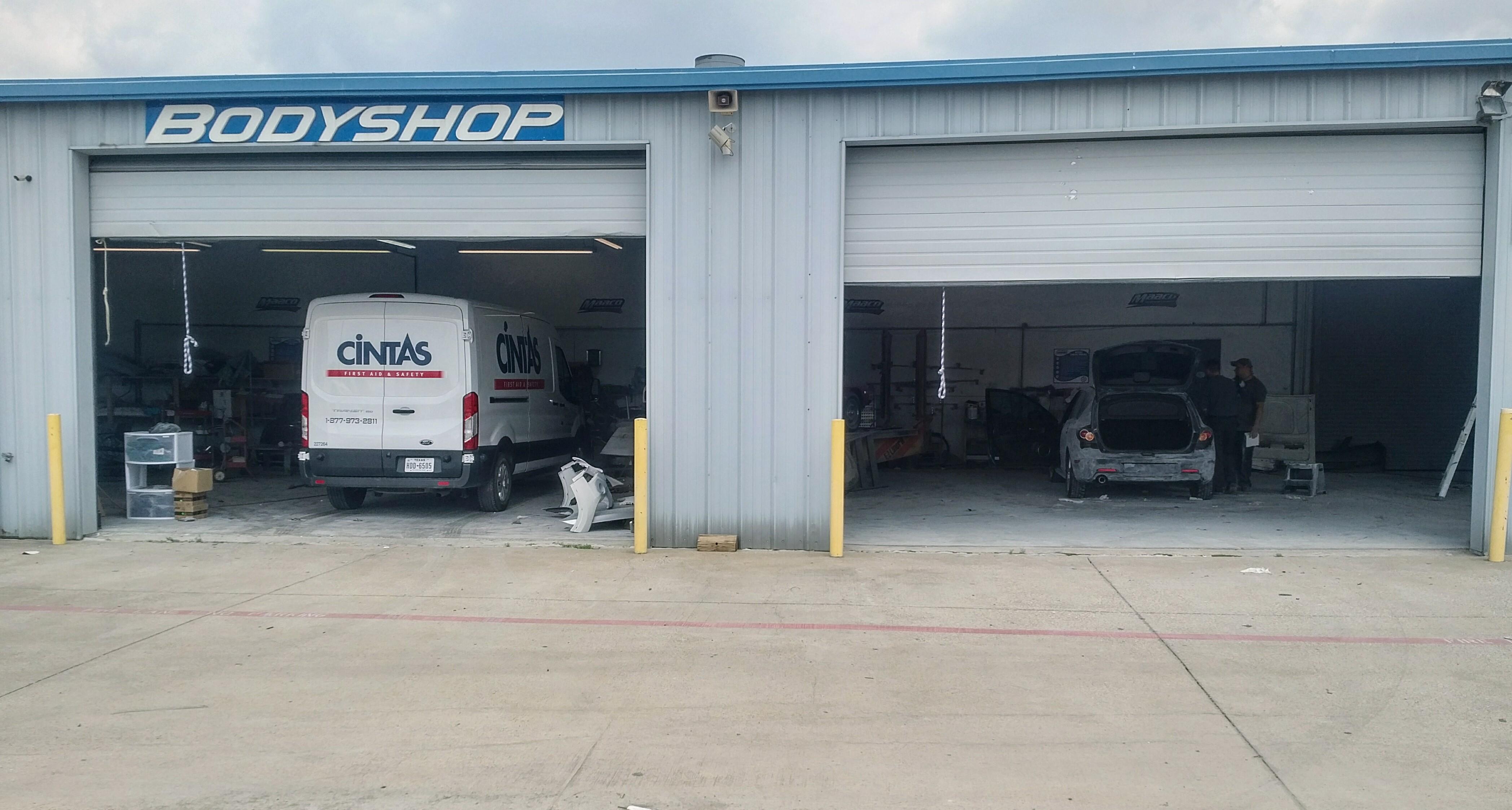 Maaco Collision Repair Auto Painting Irving Tx