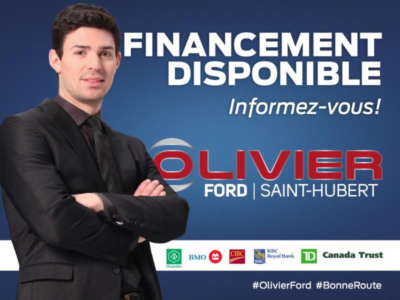 Olivier Ford à Saint-Hubert