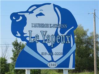 L'Auberge K-Nine Inn Le Yapeux à Gatineau