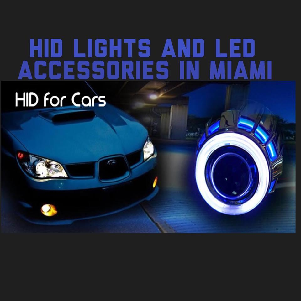 Miami Car Alarms- Hid- Led kit & Stereos Smoking tail light(luces)