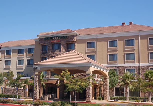 Courtyard by Marriott Ontario Rancho Cucamonga image 0