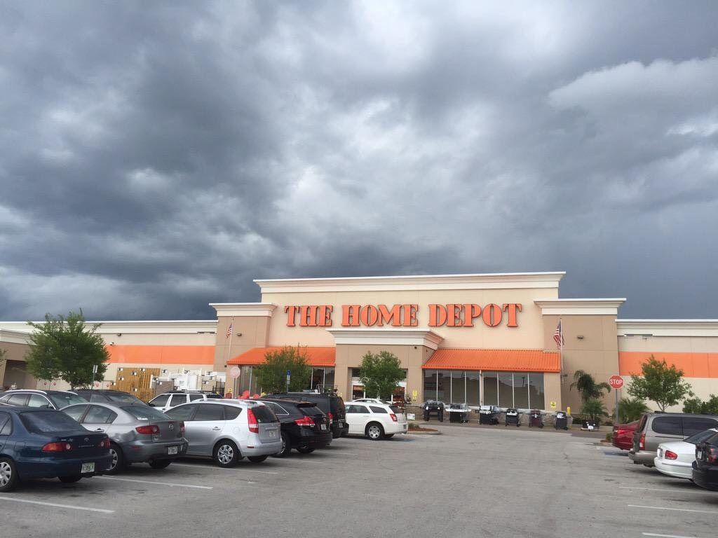 Home Depot Colonial Drive Orlando