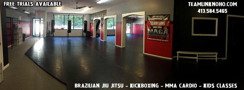 Brazilian Jiu Jitsu | Cardio MMA | Kickboxing - TEAM LINK NORTHAMPTON image 0