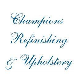 Champions Refinishing & Upholstery - Houston, TX - Drapery & Upholstery Stores