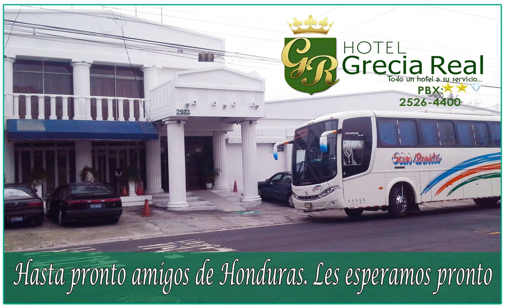 Hotel Grecia Real