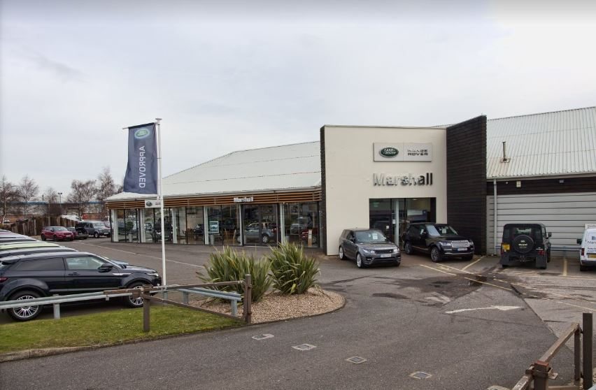 X Car Dealers In Lincolnshire