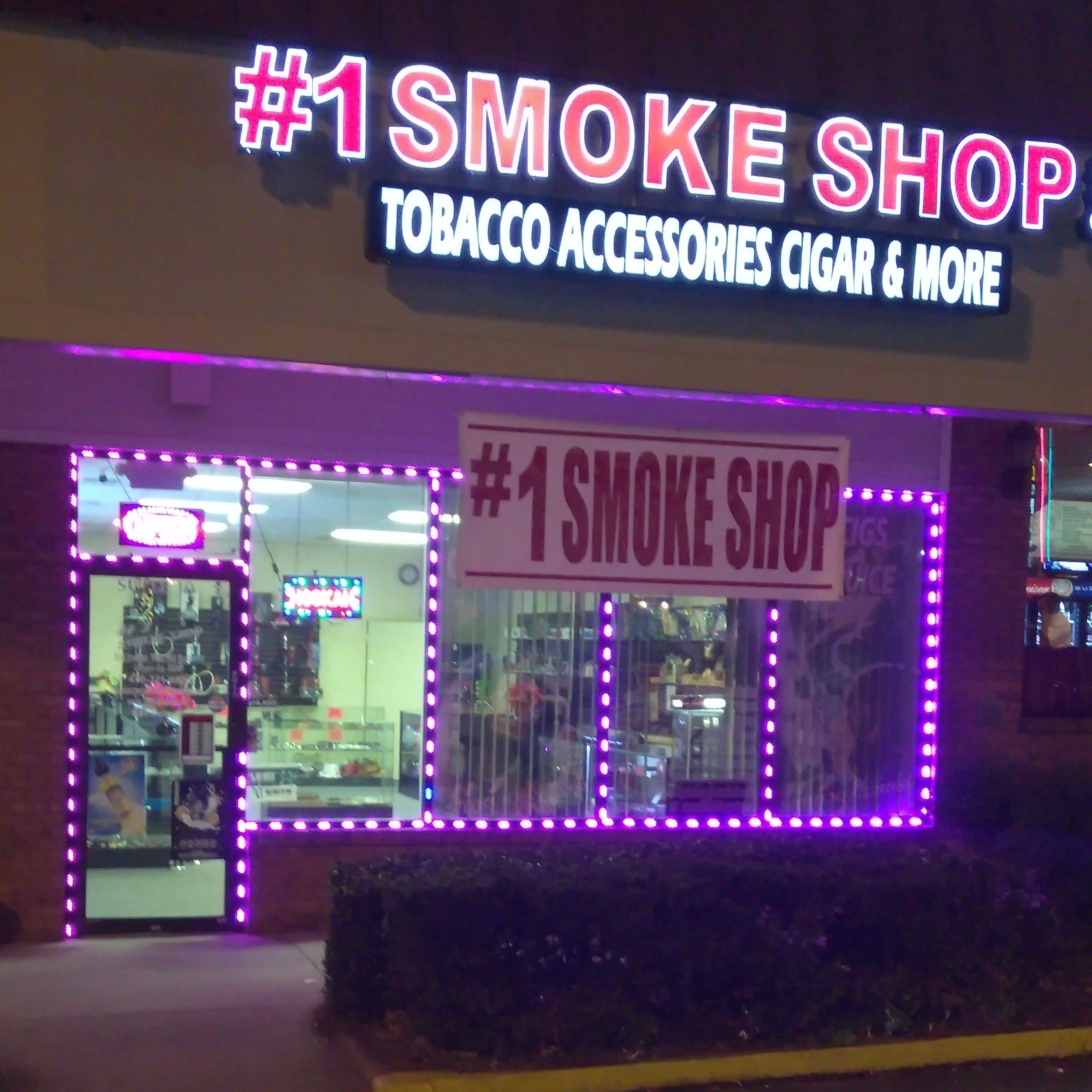 #1 Smokeshop