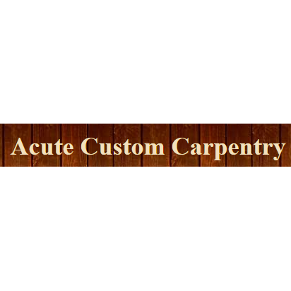 Acute Custom Carpentry - ad image