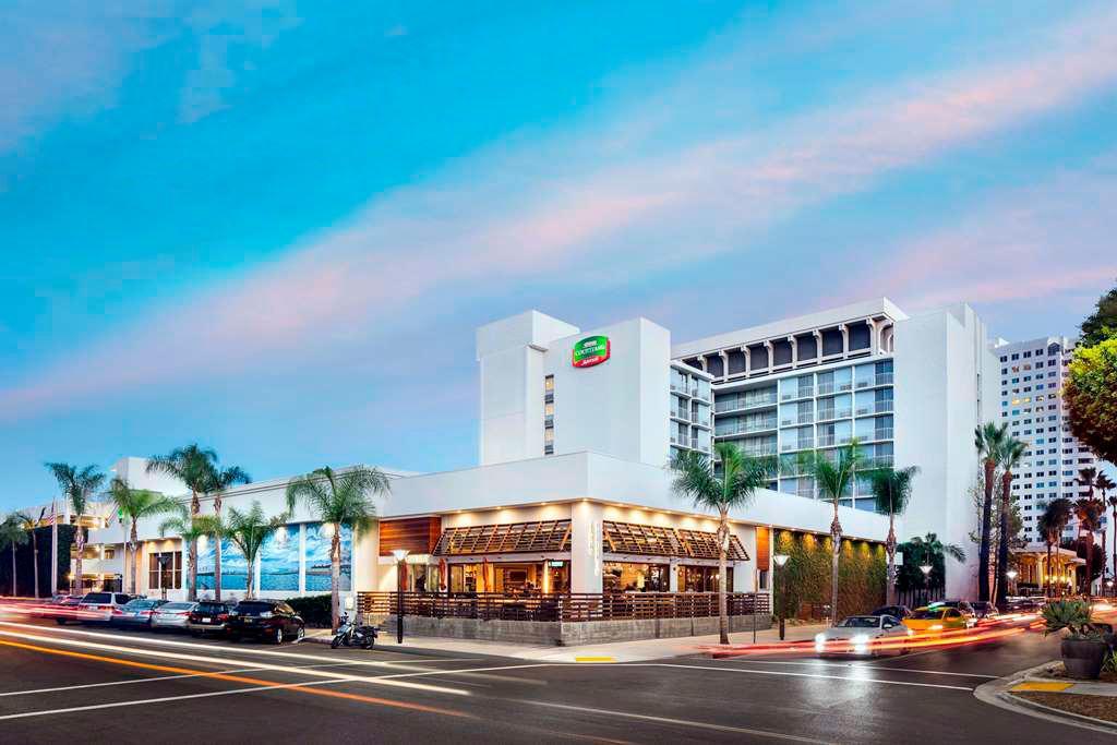 Marriott Hotels Downtown Long Beach Ca