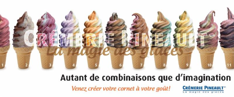 Crémerie Pineault à Laval