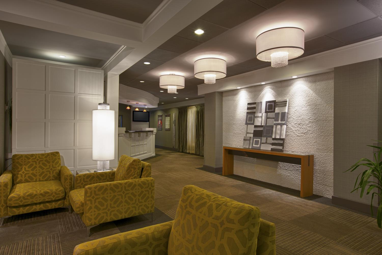 Best Western Premier Hotel Aristocrate à Quebec: Lobby