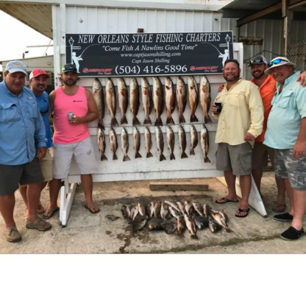New Orleans Style Fishing Charters LLC image 31