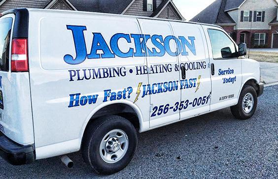 Jackson Plumbing Heating & Cooling image 1