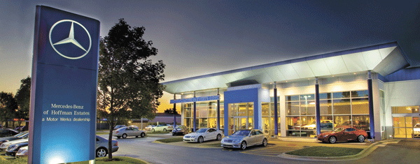 mercedes benz of hoffman estates in hoffman estates il