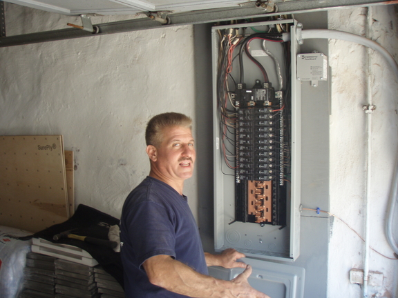 Barry Fisher Electrician