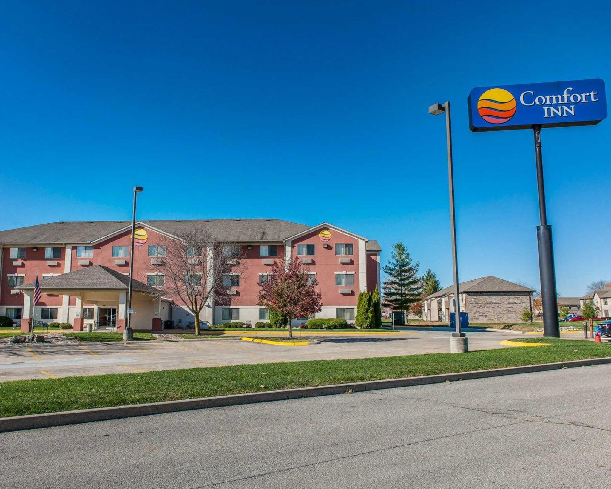 Comfort Inn Shelbyville North image 23