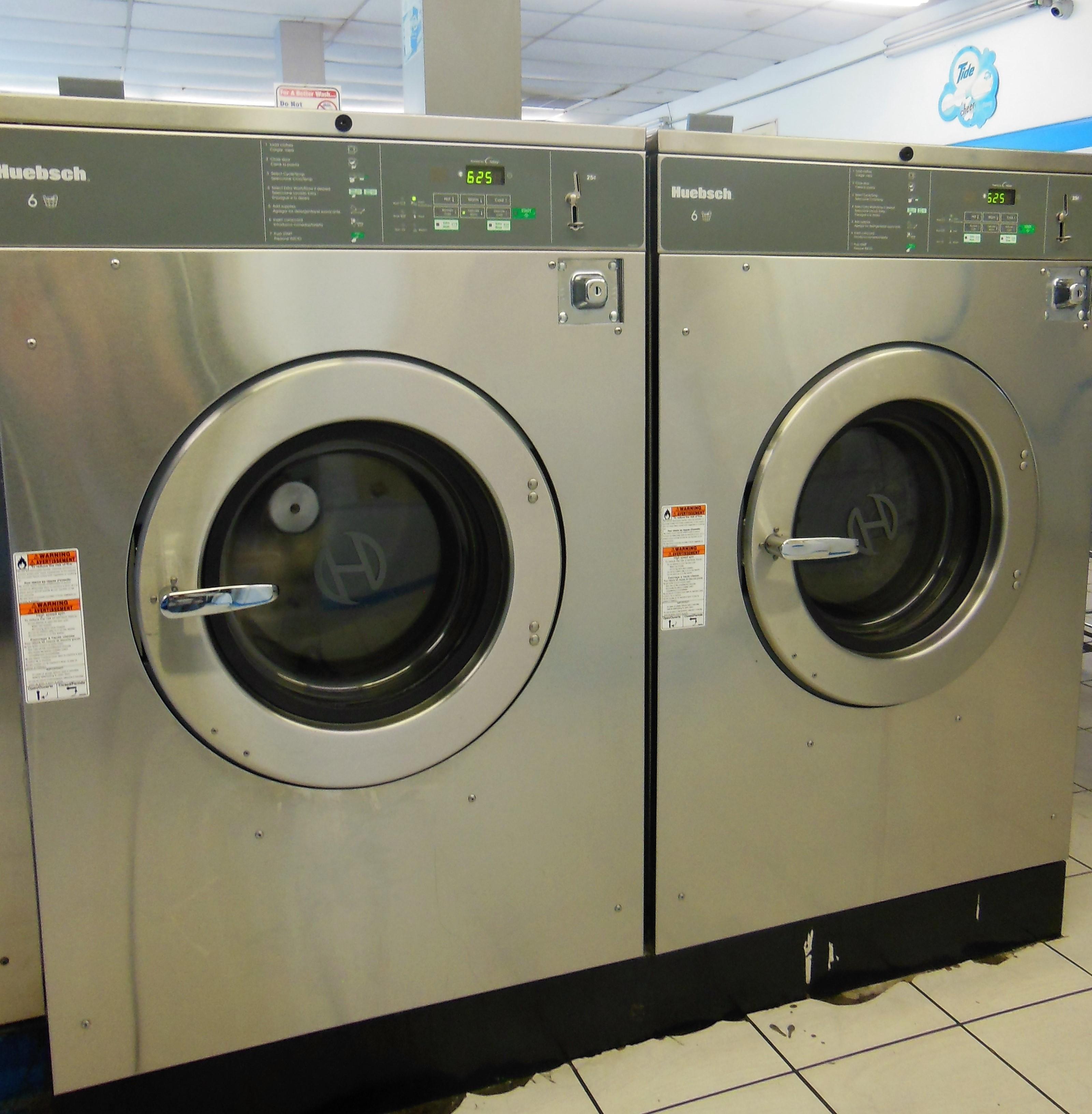 Palm River Square Laundromat image 1