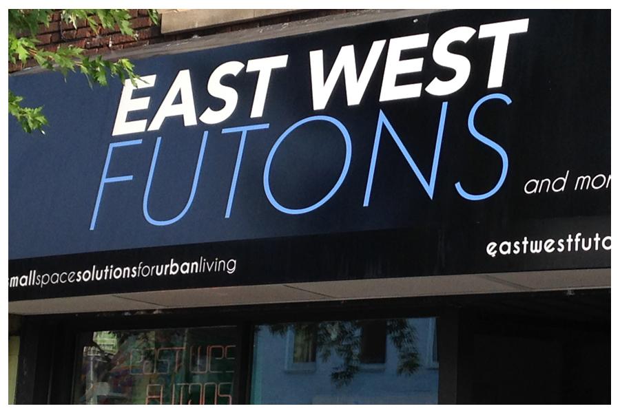 East West Futons 464 Bloor St W Toronto