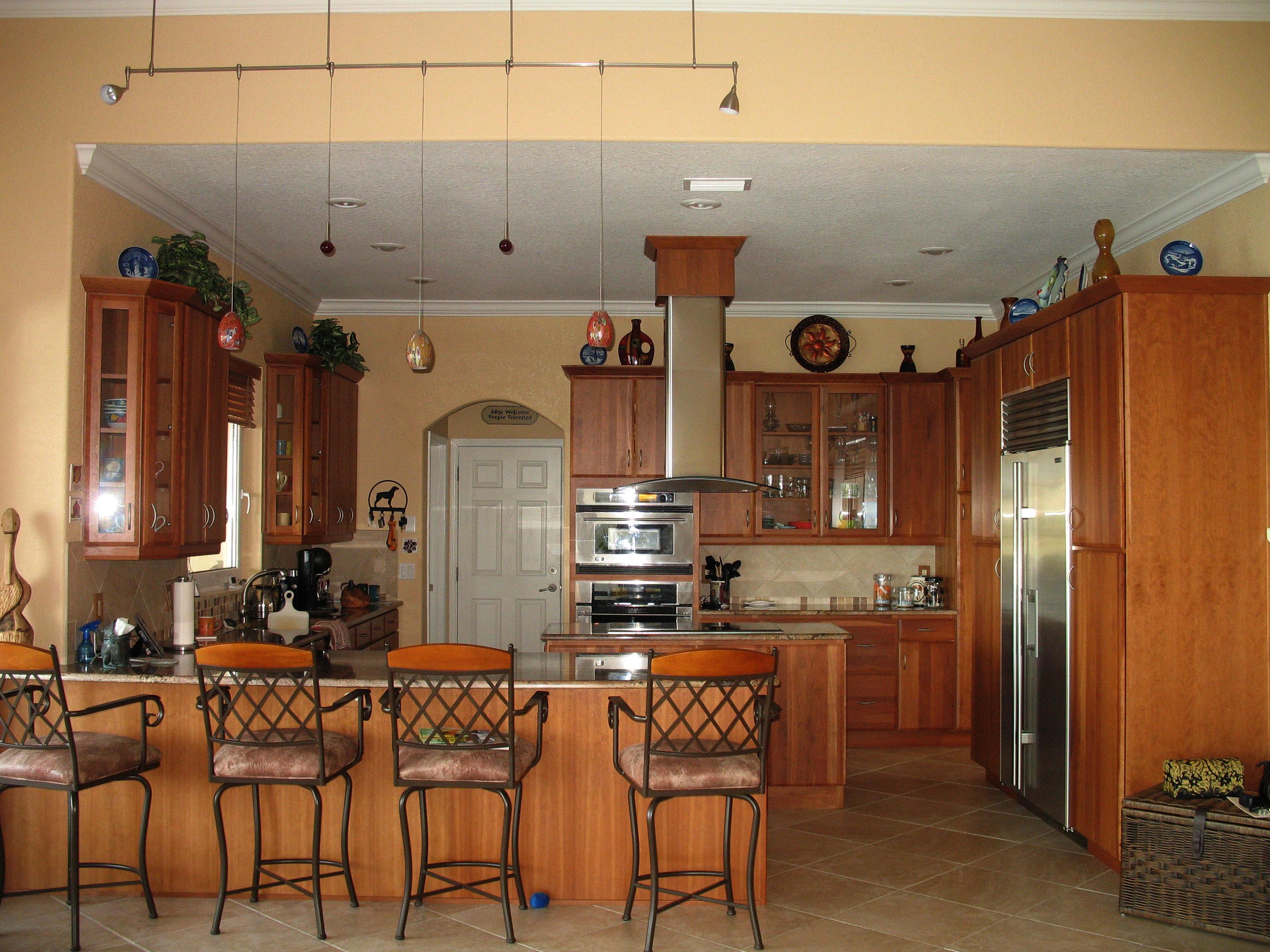 Leverette Home Design Center 9824 Ideal Lane Hudson, FL Kitchen ...