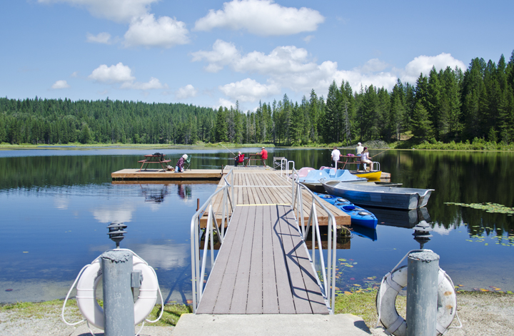 Newport / Little Diamond Lake KOA Holiday image 0
