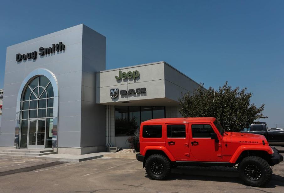 Doug Smith Chrysler Dodge Jeep Ram - Spanish Fork image 4