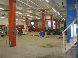 Atelier De Débosselage East End à Montréal