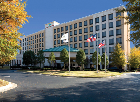 doubletree by hilton hotel atlanta airport at 3400 norman. Black Bedroom Furniture Sets. Home Design Ideas