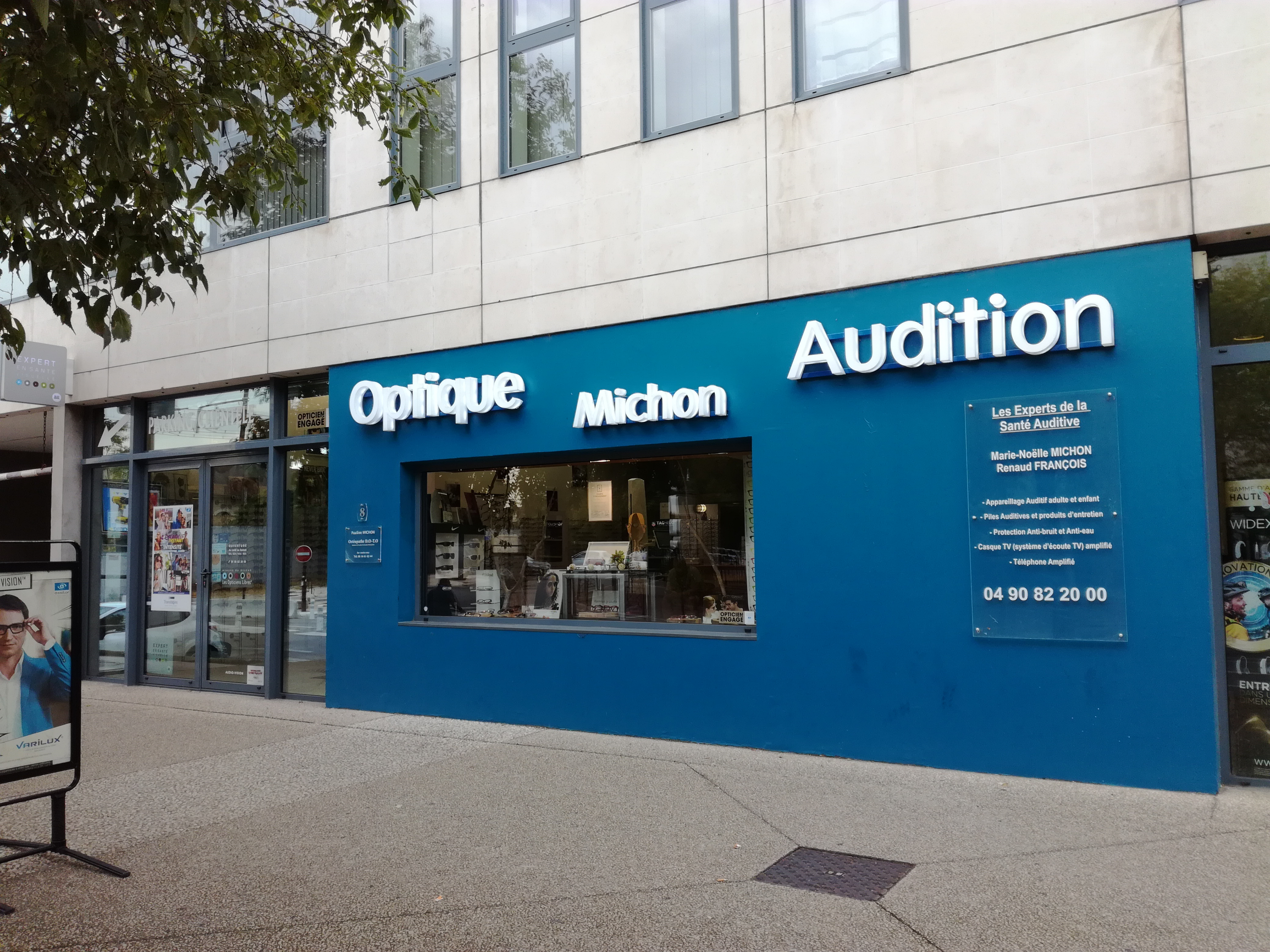 Optique Audition Michon Avignon